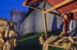 Luci sul Trasimeno - Presepe Monumentale 2 (Foto Roberto Pagnotta)