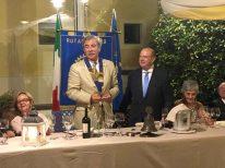 rotary Presidenti Guaitini sx e Lomurno dx