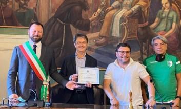 """Acd Calcio Magione """"Stella dello sport magionese 2020"""""""