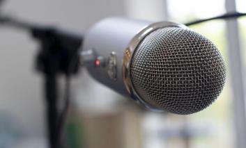 Donatori d voce: tantissime le richieste, ecco come partecipare