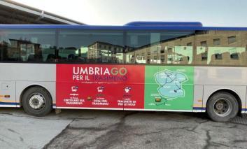 """Umbria-GO per tutto il 2021, Melasecche: """"Un sistema integrato di trasporto pubblico"""""""