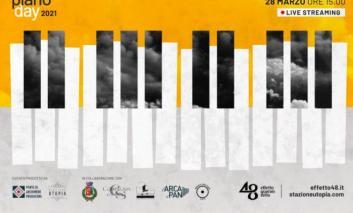Panicale, tutto pronto per il Piano Day 2021: decine di concerti in streaming