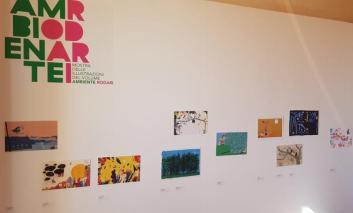 """Ambiente Rodari, una mostra di illustrazioni dedicate al """"maestro della fantasia"""""""