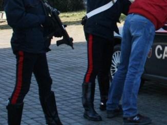 Ladro seriale di Corciano incastrato da carabinieri