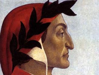 Libro Dante parla perugino nel libro di Cricco a Magione