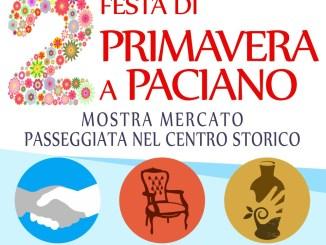 Paciano, arriva la Festa della Primavera