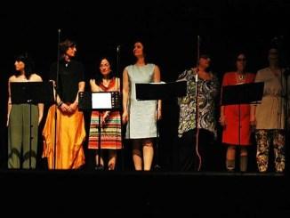 Donne Sonore in concerto a Passignano sul Trasimeno per la Valnerina