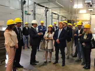 Le aziende del comune di Magione incontrano l'ambasciatore della Mongolia