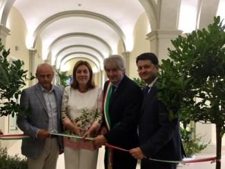 Inaugurata la Residenza Sanitaria Assistita di Città della Pieve