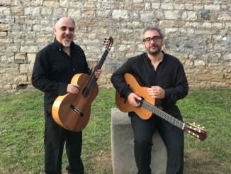 Concerto chitarristico del Duo LL al Festival di Musica Classica