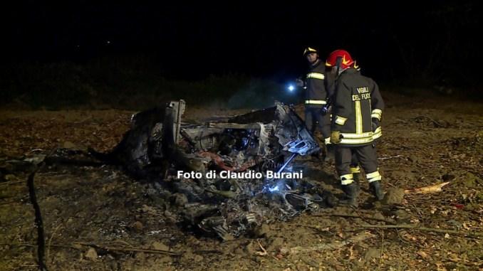 Incidente nella notte a Paciano, uomo muore carbonizzato