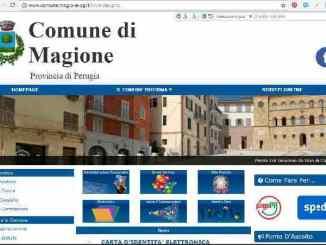 sito comune Magione