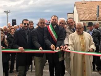 Inaugurazione scuola San Savino