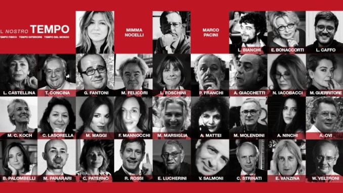 Torna a Città della Pieve, il Nostro Tempo, dal 21 al 23 settembre