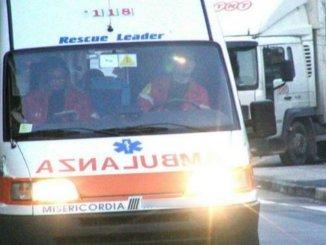 Incidente stradale a Ponticelli di Città della Pieve, due feriti