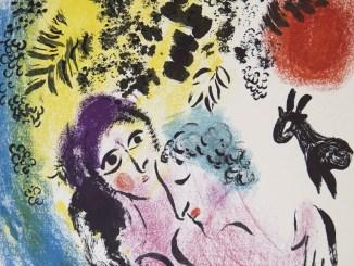 Un favoloso Chagall arriva a Castiglione del Lago, da dicembre 2018 a marzo 2019