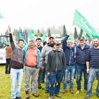 Protesta agricoltori, 100 trattori ingresso A1 Bettolle, modifica legge caccia