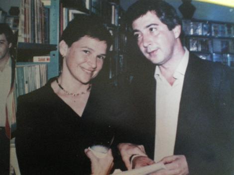 Librería Quimbaya. Lanzamiento de su libro «Poemas Canónicos», con su traducción de la poesía de Constantin Kavafis.