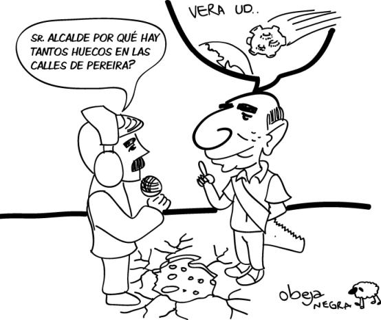 ALCALDE HUECOS