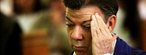 Juan Manuel Santos / Foto: Globovisión