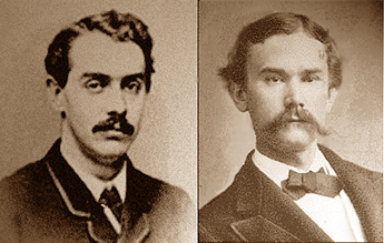 Tomás Herrán y John M. Hay