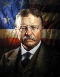 Presidente Theodor Roosevelt