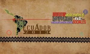 Poster Ecuador