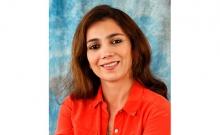 Cecilia G. Sánchez, Doctora en Genética y Biología Molecular