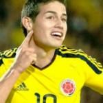El jugador de la selección Colombia, James Rodríguez. Foto: Calcio Streaming