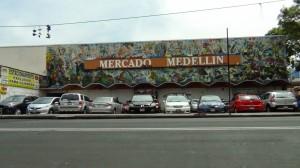 Por el Mercado Medellín