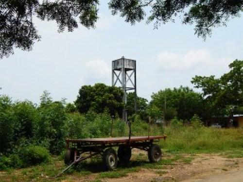 Pozo de agua de Aguacirco.
