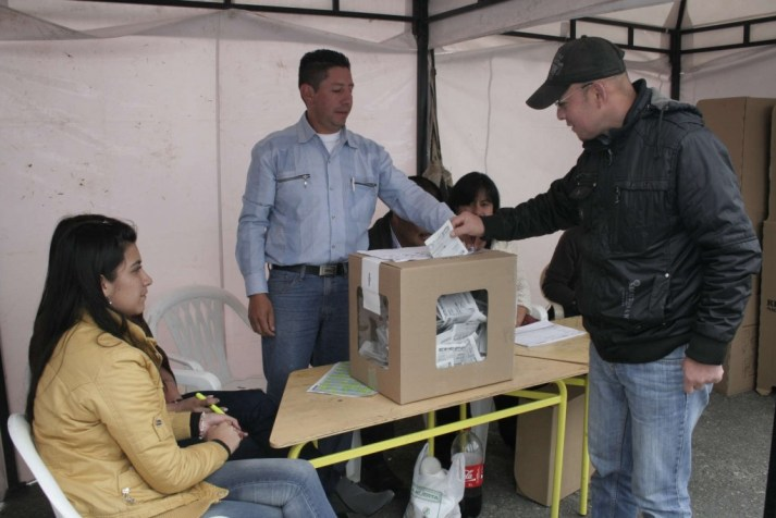 Foto Registraduría Nacional del Estado Civil