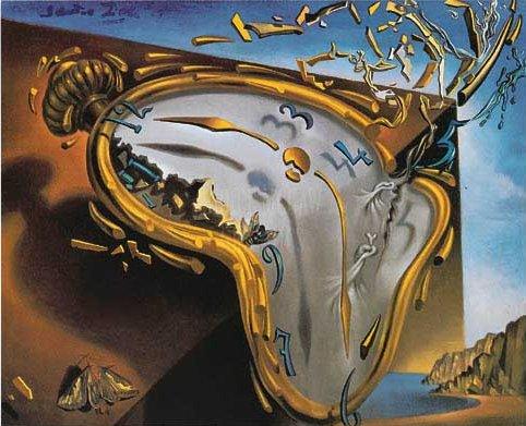 La perseverancia de la memoria. Salvador Dalí. 1931.