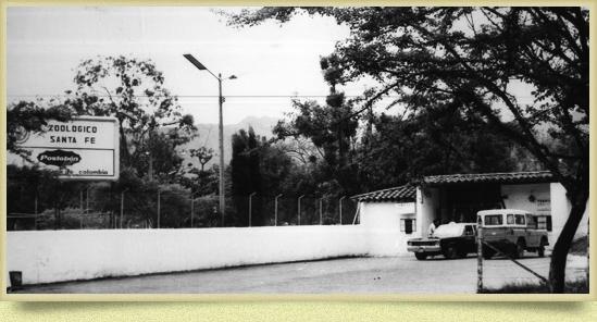 Zoo Santafé de Medellín. Tomado de: http://www.zoologicosantafe.com/nosotros/historia