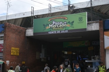 plaza mercado