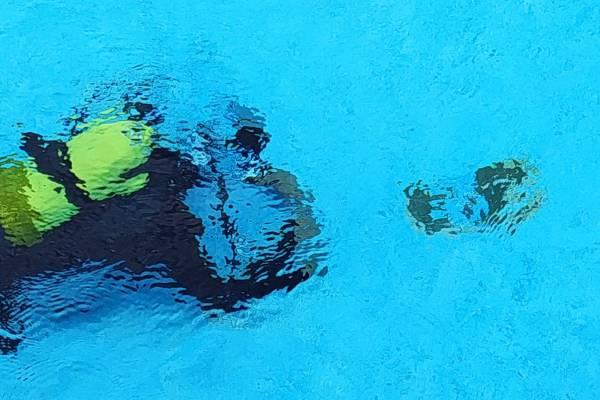 trabajos subacuáticos buzos
