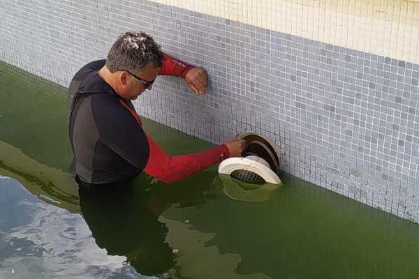 sellado fugas piscinas