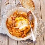 Acquacotta: la tradizionale zuppa maremmana