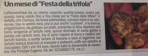 TuttoMilano di Repubblica del 7 Novembre 2013