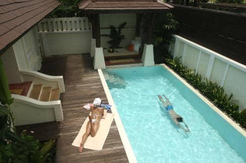 Pool Villa - Barali Beach Resort