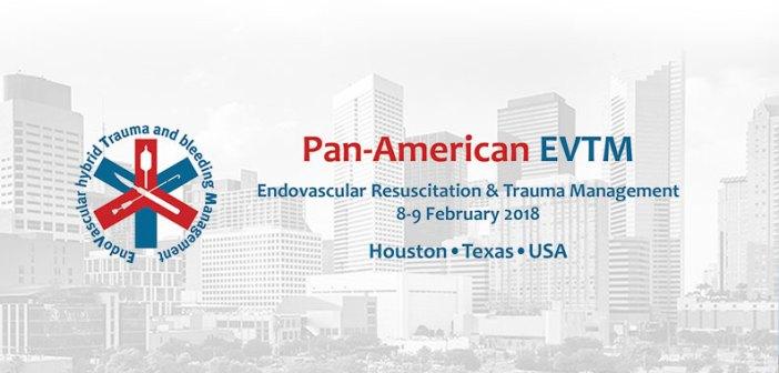 Pan-American EVTM Symposium February 8-9, 2018, in Houston, Texas