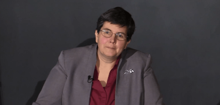 Eileen Metzger Bulger, MD, FACS, chair of the American College of Surgeons Committee on Trauma (COT)