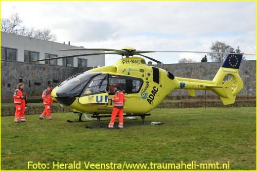 Lifeliner4 inzet Leek Foto: Herald Veenstra