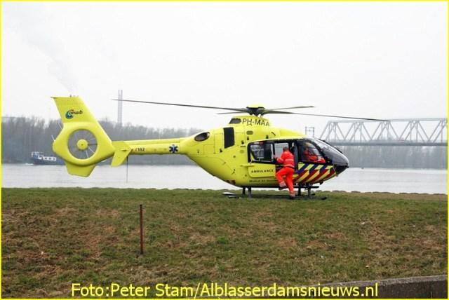 Lifeliner2 inzet Sliedrecht Foto: Peter Stam (2)