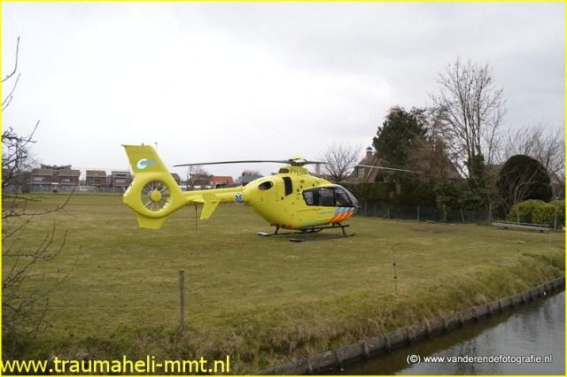 Lifeliner2 inzet Honselersdijk