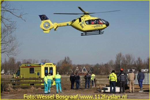 Lifeliner4 inzet IJlst Foto: Wessel Bosgraaf