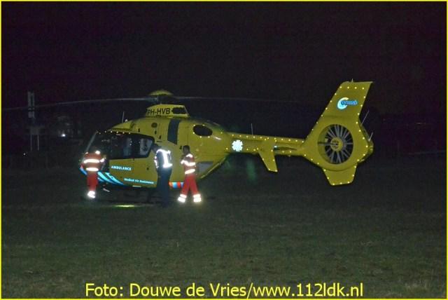 Lifeliner1 inzet Oudkarspel Foto: Douwe de Vries (1)