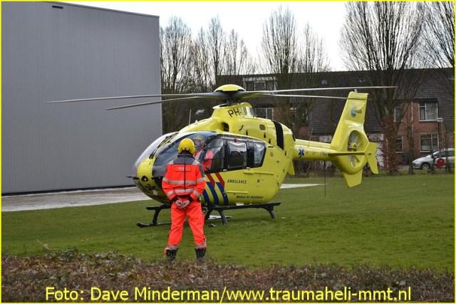 Lifeliner2 inzet Mijnsheerenland Foto: Dave Minderman