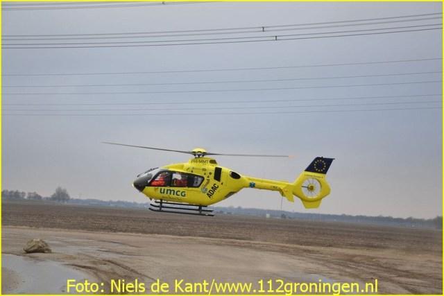 Lifeliner4 inzet Nieuwe Pekela Foto: Niels de Kant (2)
