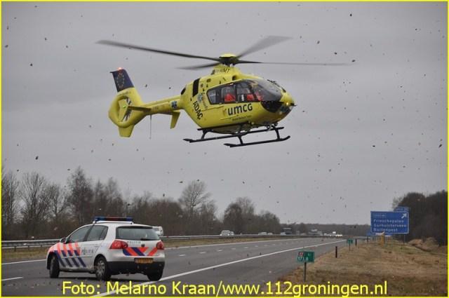 Lifeliner4 inzet Marum Foto: Melarno Kraan